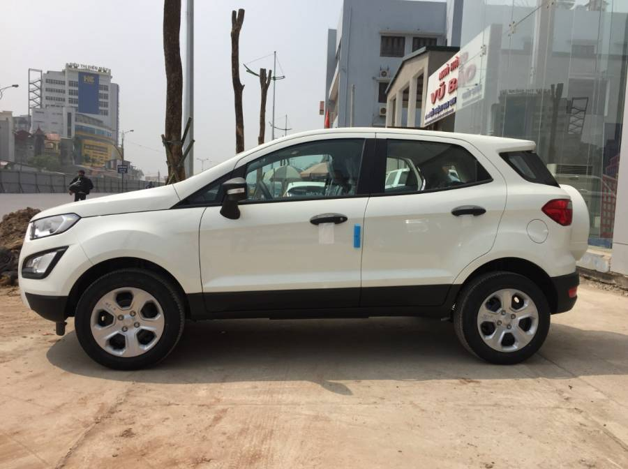 Ford Ecosport Ambiente MT màu TRắng