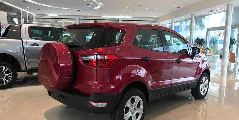 Ford Ecosport Ambien AT