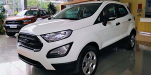 Ford Ecosport Ambiente AT màu TRắng