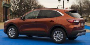 Ford Escape trend 2021 Màu Đỏ