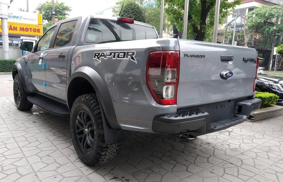 Ford Ranger Raptor Màu xám tại mua bán xe ford