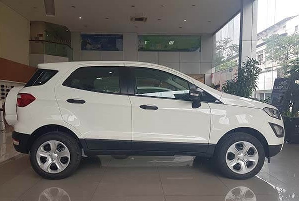 Thân Xe Ford Ecosport Ambiente 2021