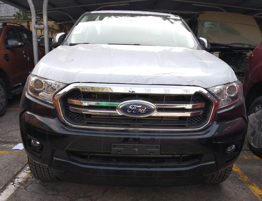 Ngoại Thất Ford Ranger XLT 4x4 At 2021