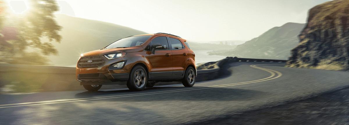 Thiết kê thong minh của ford ecosport 2021