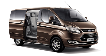 Site Ford tourneo