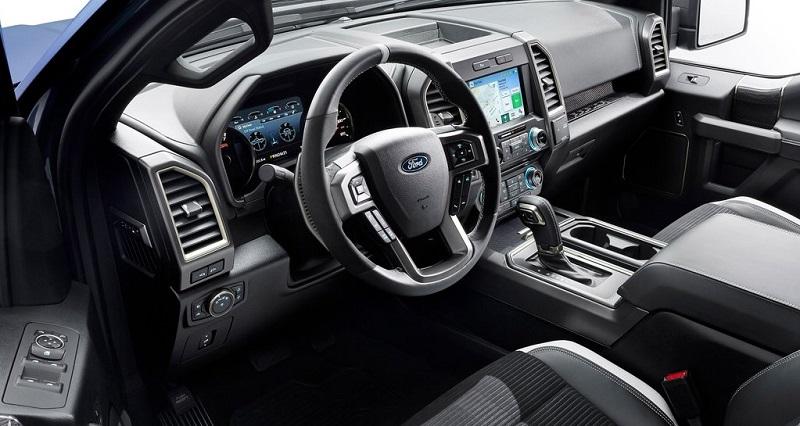 Nội Thất Ford F-150 2021