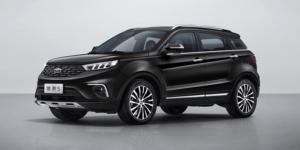 Ford Territory trend Màu đen mới