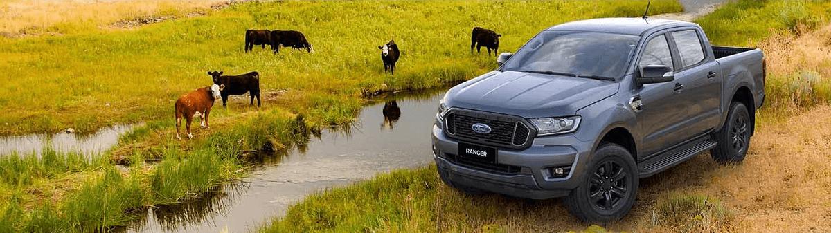 ford ranger xlt thiết kế có nhiều điểm mới 2021