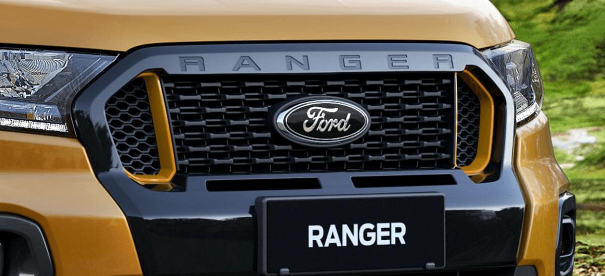 phần đầu của ford ranger thiết kế mới 2021 2022