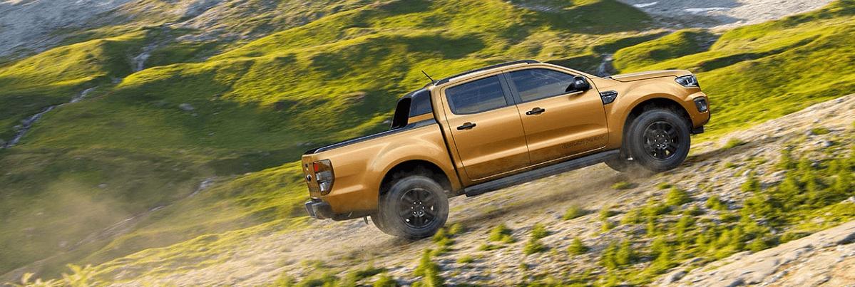 thiết kế mới cử ford ranger 2021 2022 mới