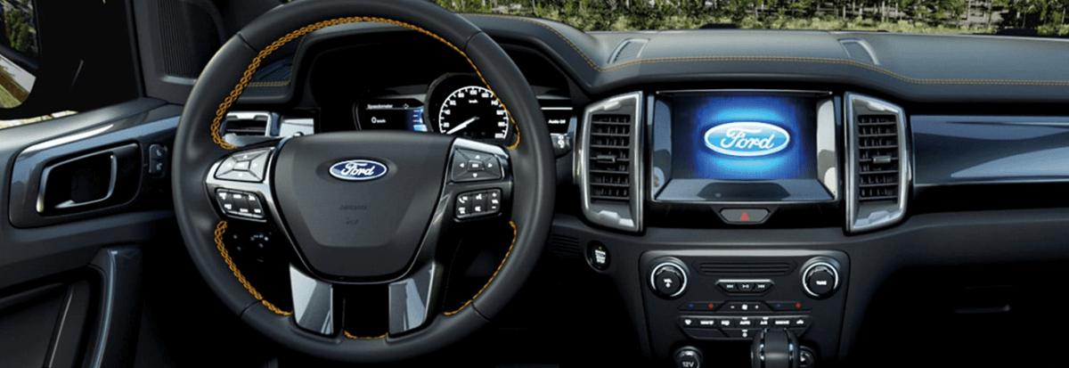 Công nghệ tiên tiến của ford ranger 2022