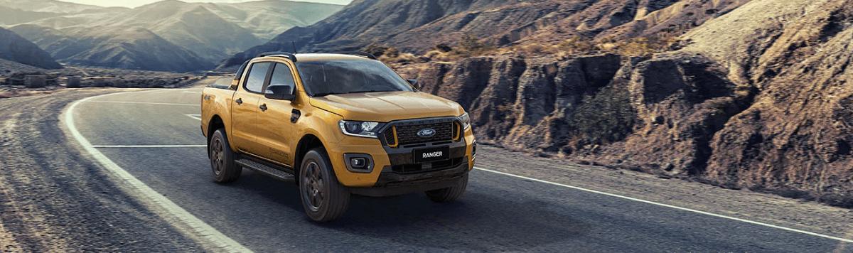 Ford ranger 2022 hỗ trợ duy trì làn đường