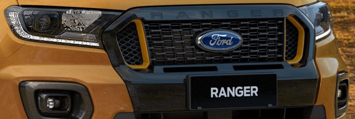 hệ thống đèn Full Led của ford ranger 2022