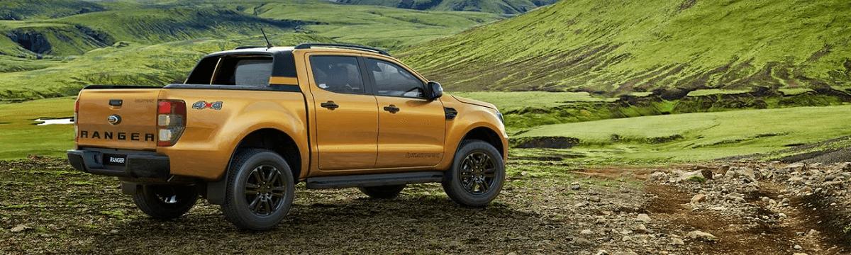 Phanh chủ động của Ford ranger 2022 mới
