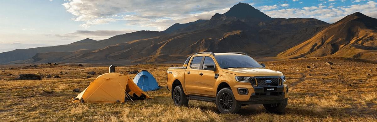 Thiết kế đa năng cuae Ford ranger 2022 mới